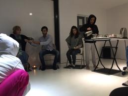 Colaboración México-Canadá   Areli Morán, Kelly McInnes, Rianne Svelnis   Espacio Expectante   Dic. 2017